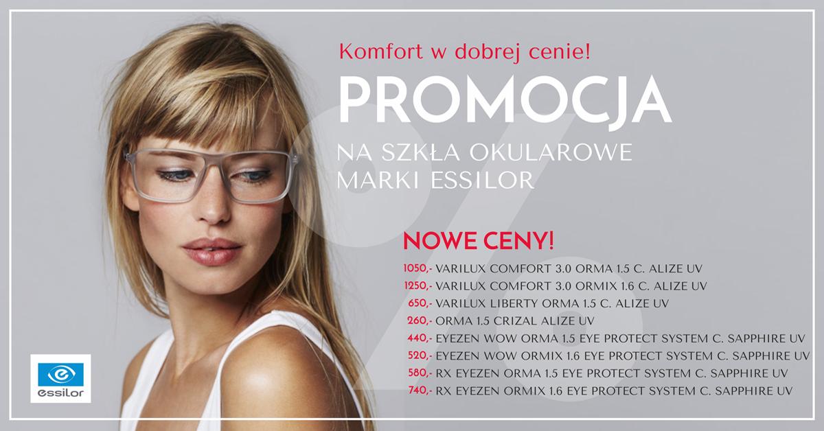 Promocja Essilor